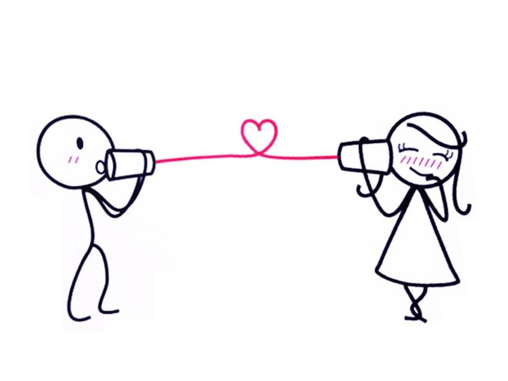 Absence makes the heart grow….
