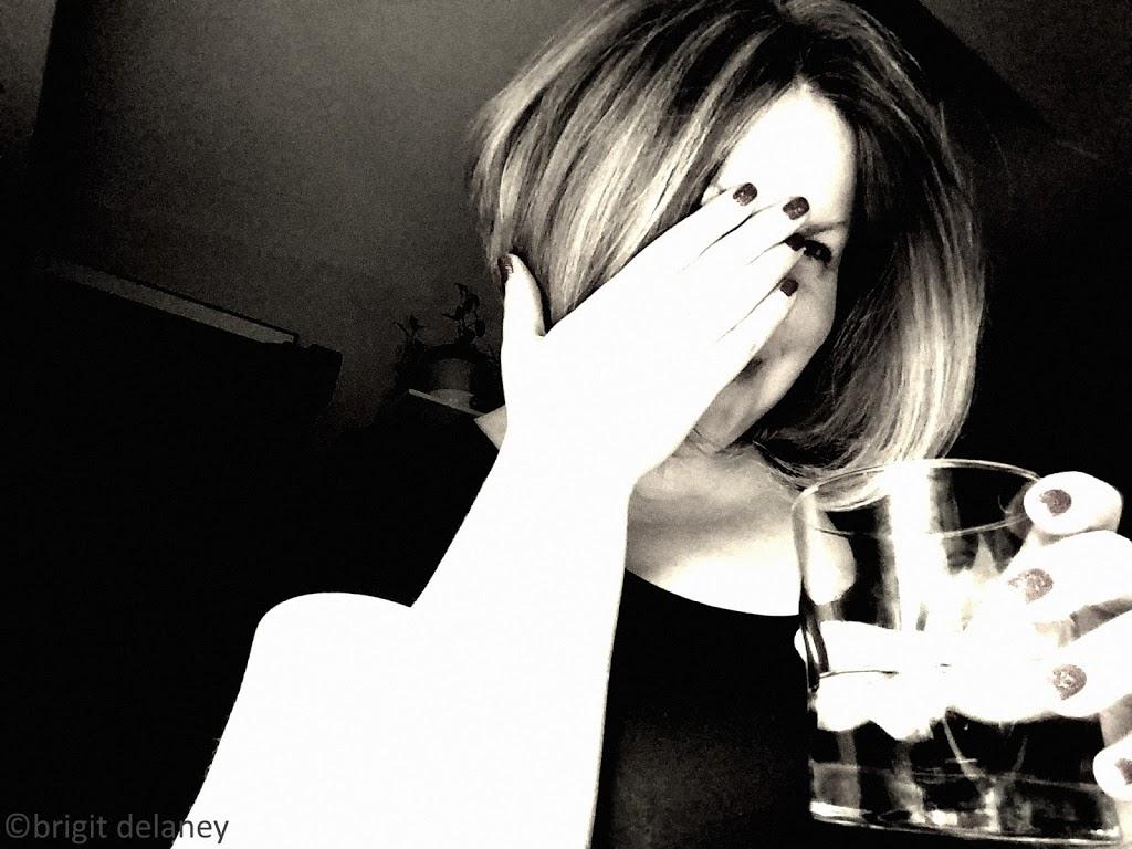 I need a stiff drink