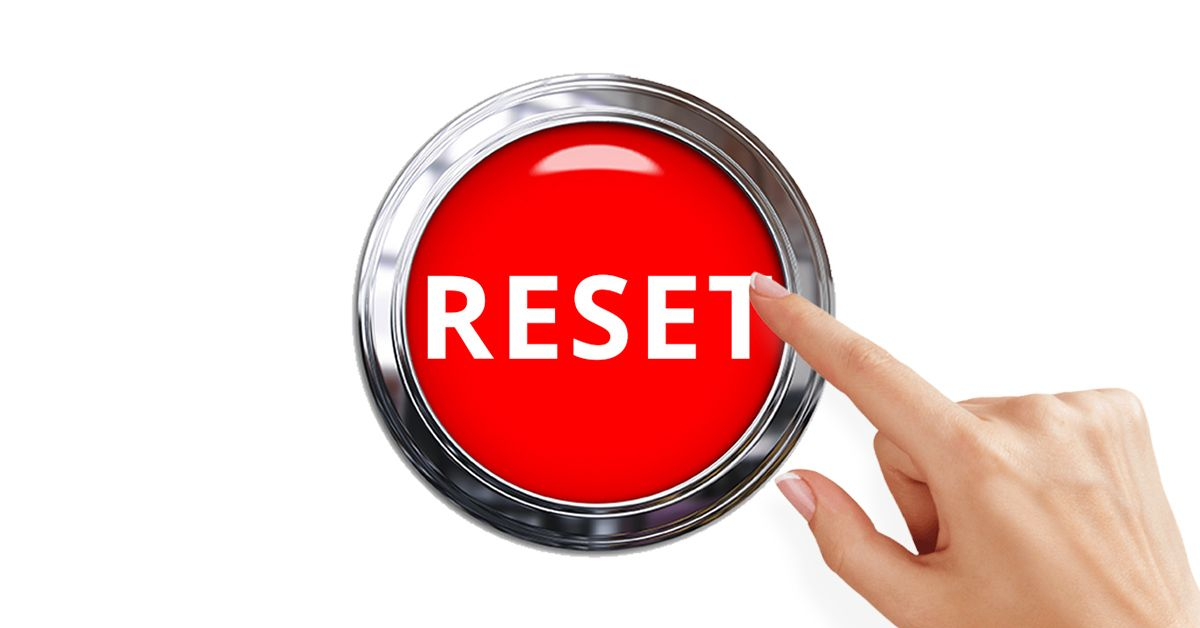 Sex as a Reset