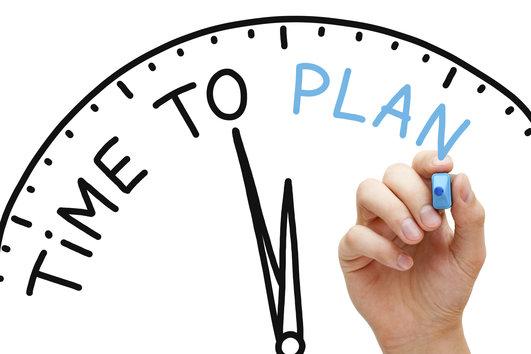 How I Plan My Goals & Schedule in 6 Steps