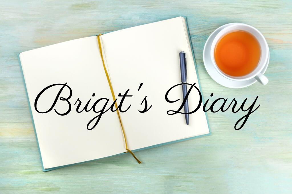 """Brigit's Diary: """"A Lukewarm Mess"""""""
