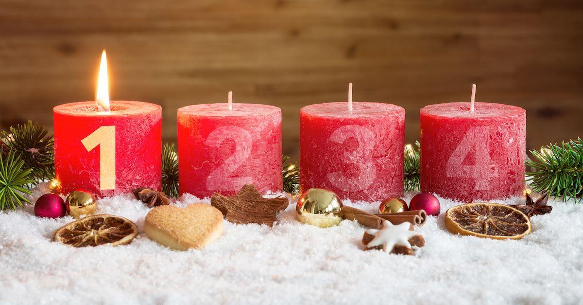 """December's Erotic Journal Challenge – """"Advent"""""""