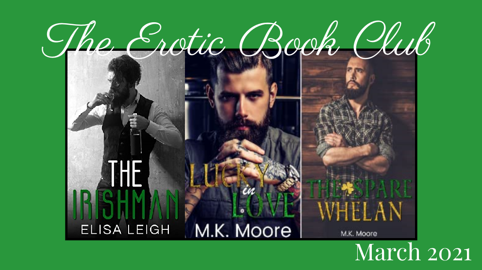 The Erotic Book Club: March 2021