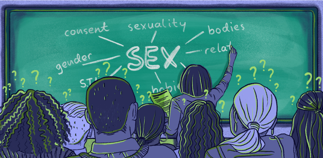 How did you learn about sex?